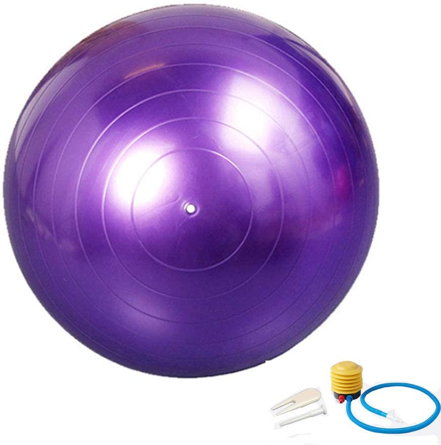 RICA-J Exercise Ball Extra Great interest Thick Fitness St Balance Yoga Max 54% OFF