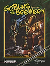 Goblins in the Brewery: Pathfinder RPG Adventure for 1st Level Characters