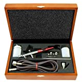 Paasche VLST-PRO Double Action Airbrush in Wood Case (VLST-3W)