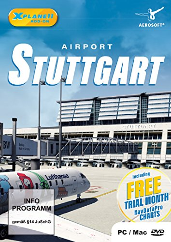 X-Plane 11 - Airport Stuttgart (Add-On)
