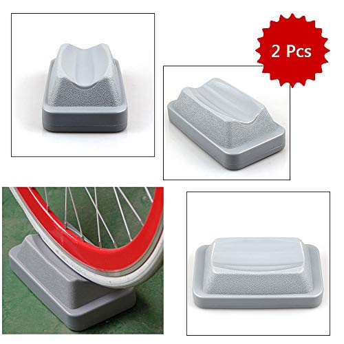 Bicycle Wheel Mount - voorwielaandrijving Riser Block - stablize fiets Turbo Steun voor Bike Trainer Indoor fiets Exercise Training op Hometrainers