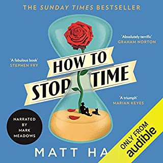 Couverture de How to Stop Time