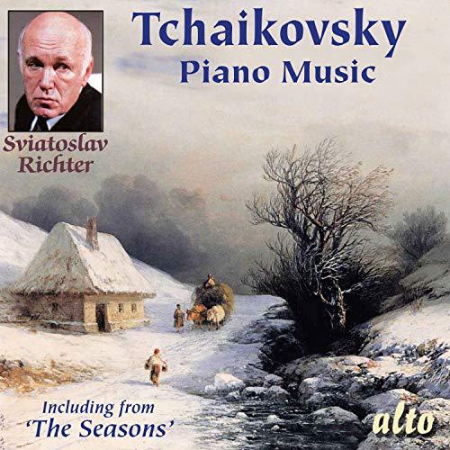 Tschaikowsky: Sviatoslav Richter Piano Recital