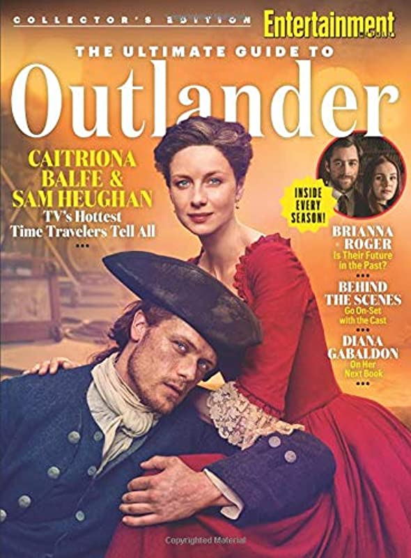 思春期シンプトンダルセットENTERTAINMENT WEEKLY The Ultimate Guide to Outlander: Inside Every Season