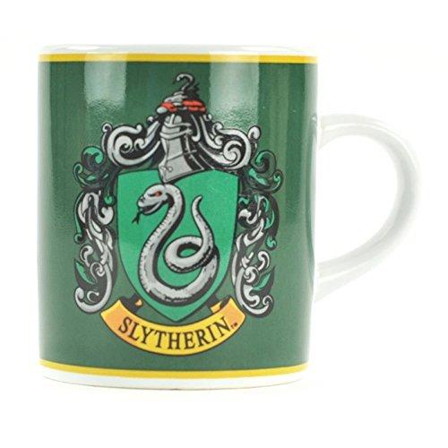 Mug Mini 110ml Harry Potter Slytherin