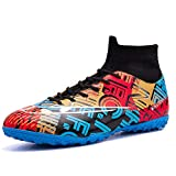 Soccer Shoes for Big boys - Messi Loves Style Rilievo...