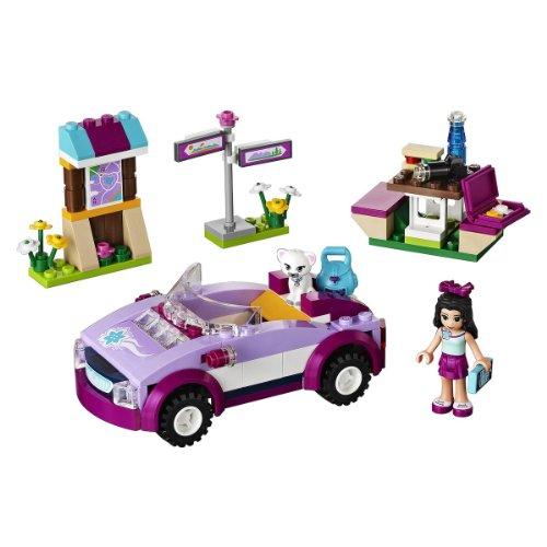 Lego Friends - El Coche playset, Juego de construcción (41013)