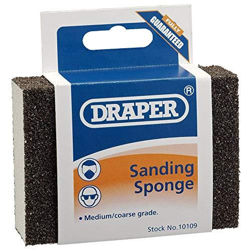 Draper 10109 ponçage éponges Med-crse Grain