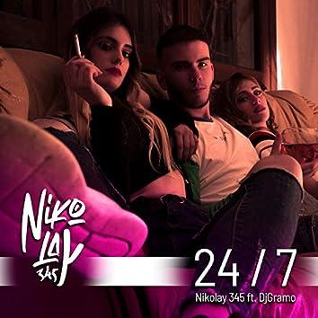 24/7 (feat. Dj Gramo)