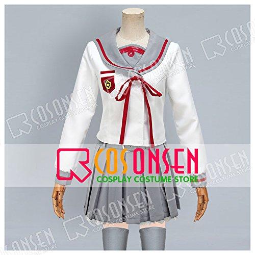 『終わりのセラフ 柊真昼 コスプレ衣装 (女性オーダサイズ)』の1枚目の画像