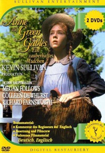 Anne auf Green Gables - 2 DVDs (überarbeitete Neuauflage)