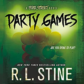 Party Games audiobook cover art