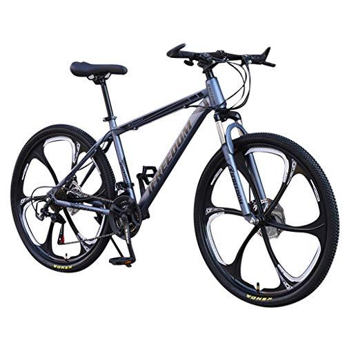 Outroad Mountain Bike 5Spoke 21 Speed 31 in Bike Wheels Dual Suspension MTB Bikes Double Disc Brake Bicycles for Adult Teens