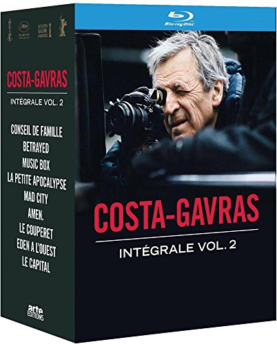 Costa-Gavras-Intégrale vol. 2/1986-2012 [Blu-Ray]