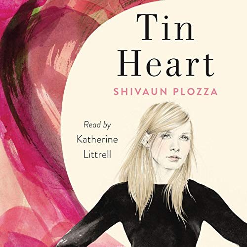Page de couverture de Tin Heart