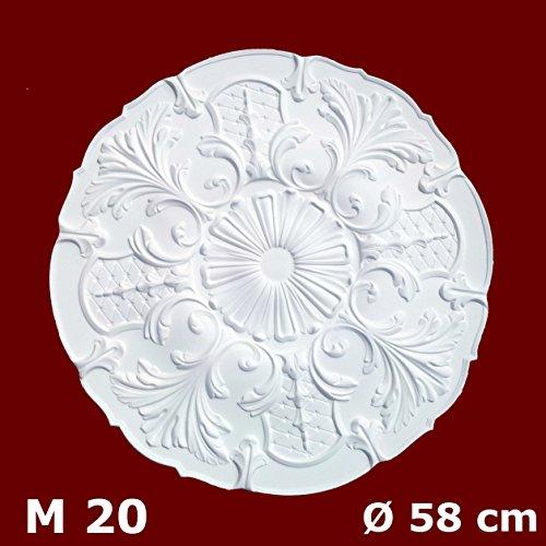 Matteo homedecoration M 20 Stuckrosetten Zierleisten Skin Technologie