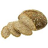 Pan Redondo de Trigo Integral con Cereales 450g Ecológico de Elaboración Artesanal (Sin Cortar)