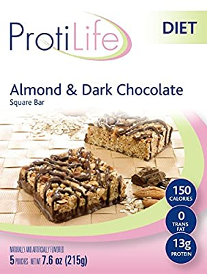 ProtiLife - Nutritional Supplement Protein Bars
