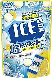 森永 ICE BOX(アイスボックス) 塩タブレット 63g×6袋入
