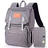 Diaper Bag Backpack for Mom and Dad - Large Travel Baby Bags