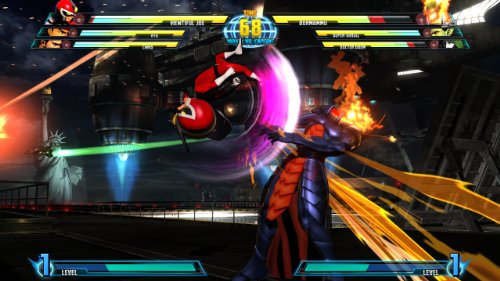 Marvel vs Capcom 3: fate of two worlds [import américain]