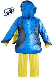 Disney Store Finding Dory Kids 3-Piece Costume w/ Fishy Eyewear (3)