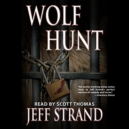 Wolf Hunt audiobook cover art
