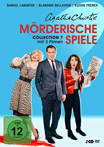 Agatha Christie: Mörderische Spiele - Collection 7 [2 DVDs]