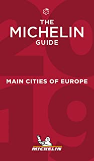 Michelin Red Guide 2019 Main Cities of Europe