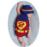 Fotografía Ropa Accesorios De Fotografía For Bebés Recién Nacidos Sombrero Siamés For Bebés Set De Fotografía For Recién Nacidos Accesorios For Fotos For Bebés Chaleco De Vestir Medias Crochet Accesor