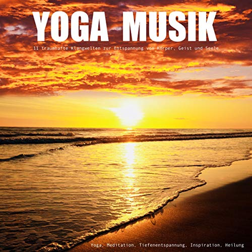 YOGA MUSIK audiobook cover art