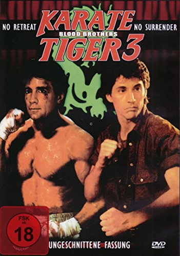 Karate Tiger 3 - Blood Brothers (Kick-Boxer 2 - Blutsbrüder)