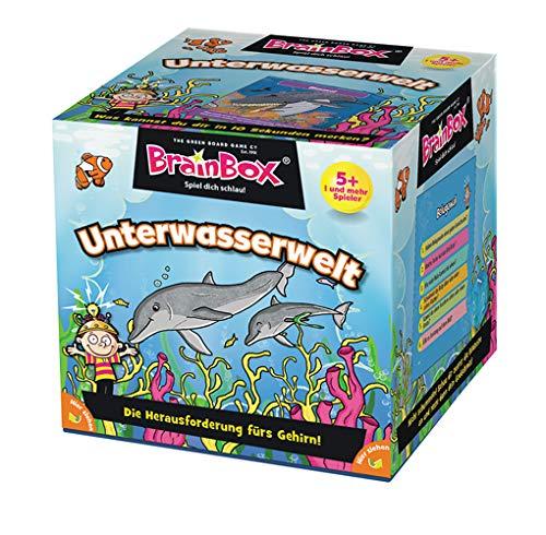 Unterwasserwelt, 94924 Lernspiel, Quizspiel für Kinder ab 5 Jahren