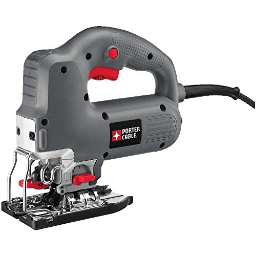 PORTER-CABLE Jig Saw, Variable Speed, Orbital (PCE341)