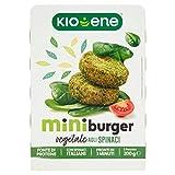 Kioene Miniburger Spinaci, 200g