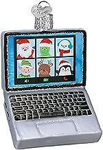 Old World Christmas Virtual Friends Glass Blown Christmas Tree Ornament