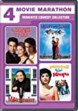 4-Movie Marathon: Romantic Comedy Collection (Kissing a Fool / Heart and Souls / The Matchmaker / Playing for Keeps)