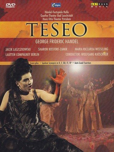 Handel: Teseo (Pal) [DVD] [2005]