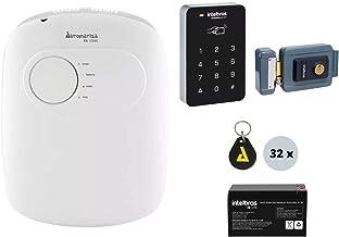 Kit Controle Acesso Intelbras Digiprox Fechadura E 32 Tags