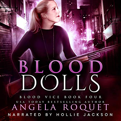 Blood Dolls audiobook cover art