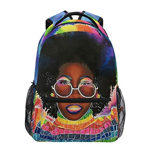Mochila escolar americana africana niña primaria mochila para niña niño 2010326