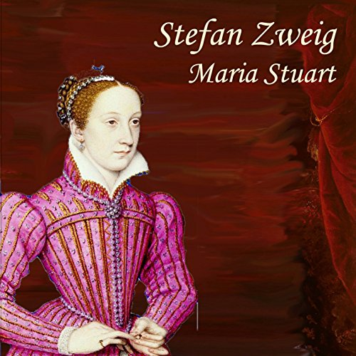 Maria Stuart audiobook cover art