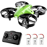 ATOYX Mini Drone Easy to Fly Drone for Kids and...