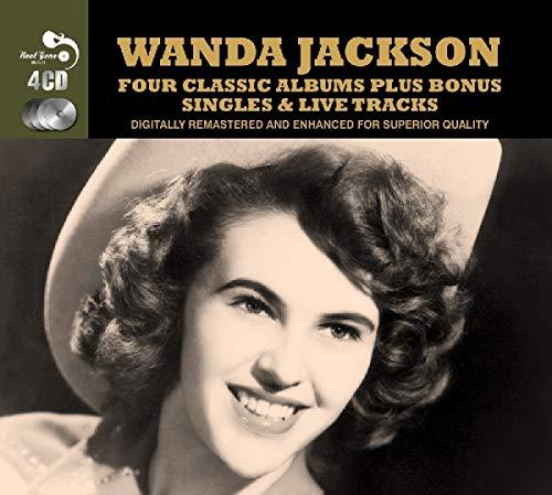 Jackson: Four Classic Albums