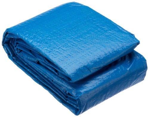 New Plast 6231–Schutzmatte Unterlage für Pool, Maße 450x 450cm