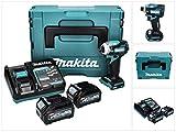 Makita TD001GD201 Atornillador de impacto inalámbrico 40 V...