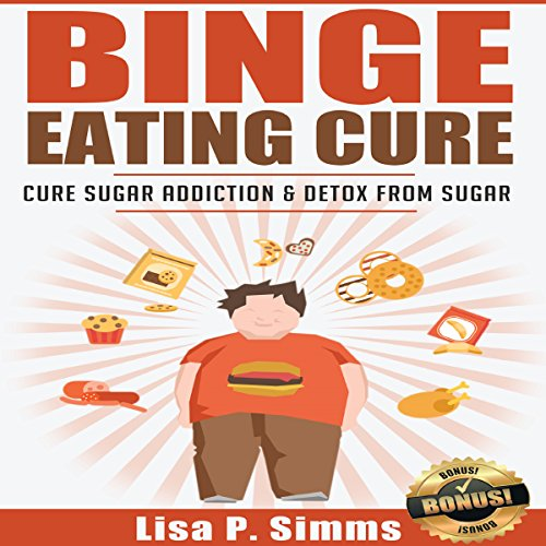 Binge Eating Cure audiobook cover art