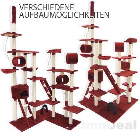 Eyepower XXL Kratzbaum - 4