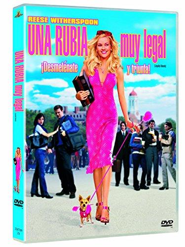 Una Rubia Muy Legal (Import Dvd) (2002) Reese Witherspoon; Luke Wilson; Selma