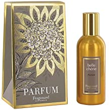 FRAGONARD BELLE CHERIE PERFUME, 60 ML,(THE BOUQUET OF FLOWERS FRUIT AND WOOD TO CELEBRATE THIS BEAUTIFUL CAREFREE), AUTHENTIC 100% FROM FRANCE, BEAUTYFULL PACKAGE , LONG LASTING
